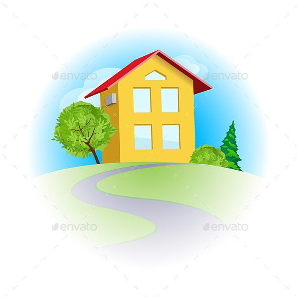 Home Sweet Home - Decorative Symbols Decorative