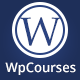 WpCourses Pro - CodeCanyon Item for Sale