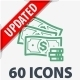 Personal & Business Finance Icons - GraphicRiver Item for Sale