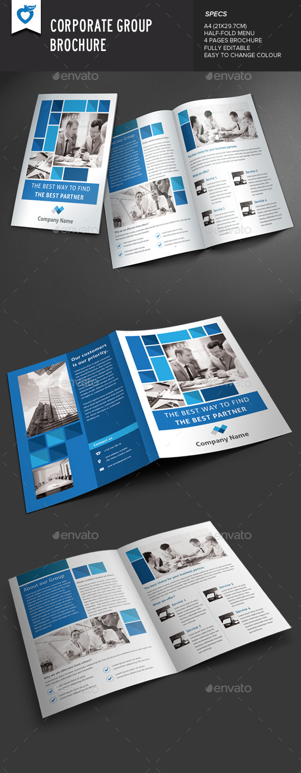 Corporate Group Brochure - Corporate Brochures