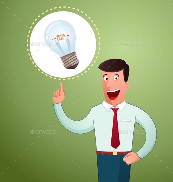 Get An Idea - Concepts Business