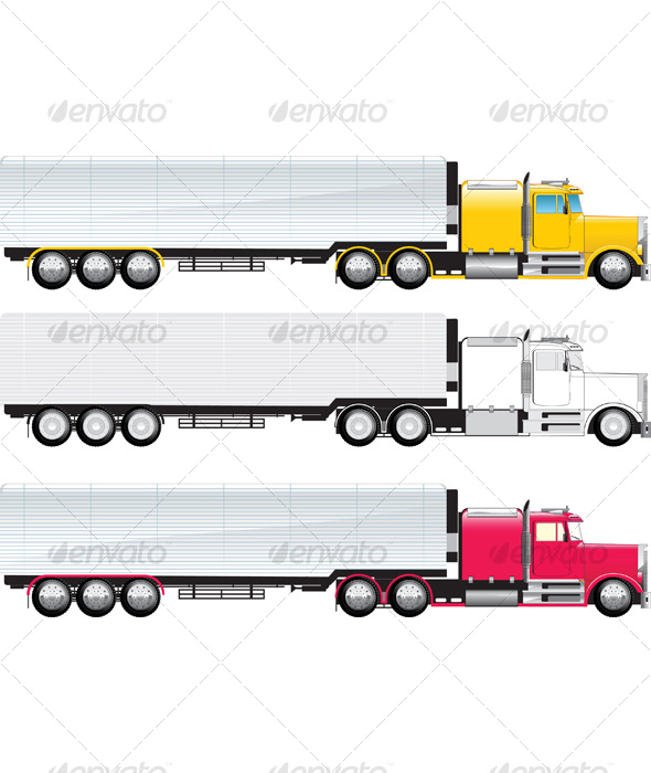 Big truck - Services Commercial / Shopping