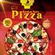 Pizza Slice Flyer v3