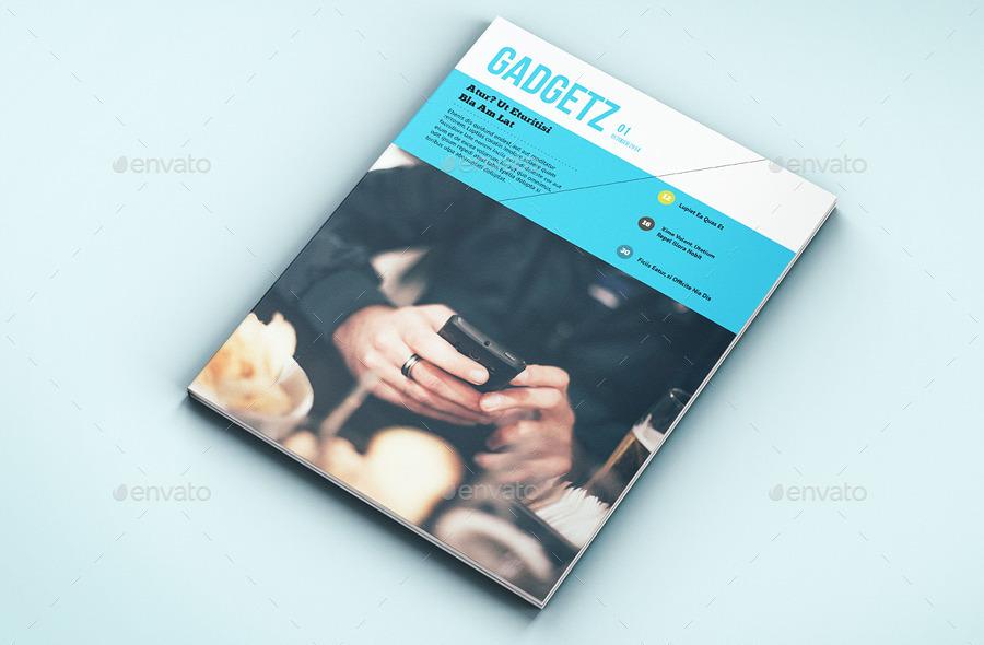 Gadgetz - Multipurpose Magazine