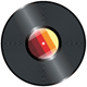Retro records set - GraphicRiver Item for Sale