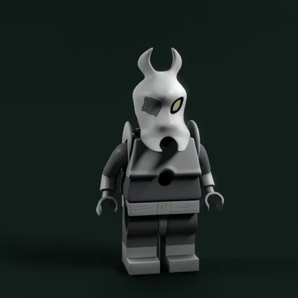 Lego Bleach - Pesche Guatiche - 3DOcean Item for Sale