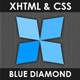 Blue Diamond Nulled