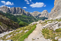 Dolomiti - footpath in Val Badia - PhotoDune Item for Sale