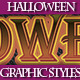 Set of Various Halloween Graphic Styles for Design - GraphicRiver Item for Sale