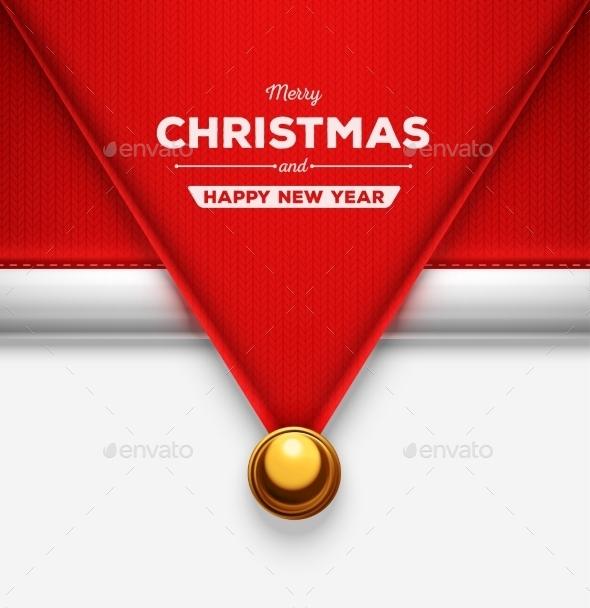 Santa Claus Hat - Christmas Seasons/Holidays