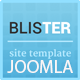 BLISTER Joomla Clean & Business Site Template - ThemeForest Item for Sale