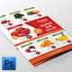 Supermarket / Product Flyer-Graphicriver中文最全的素材分享平台