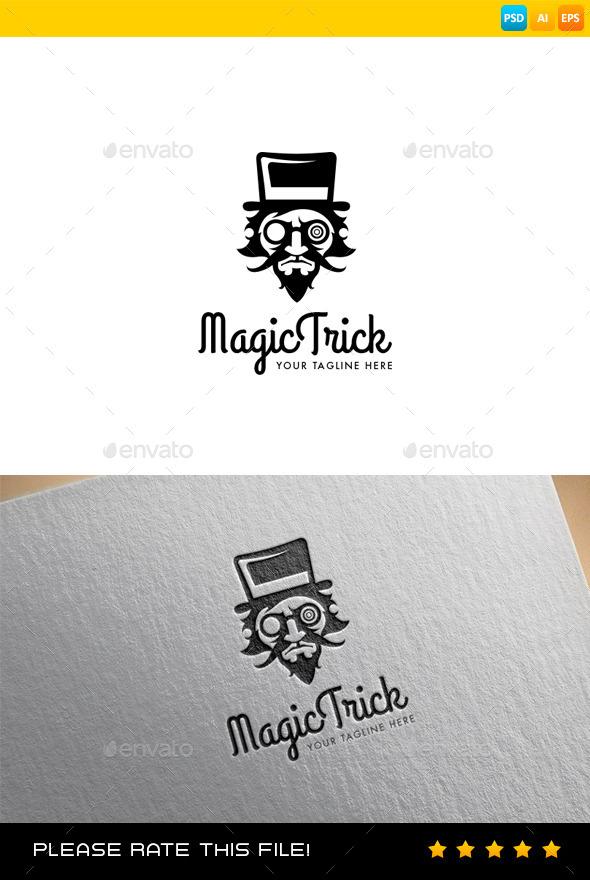 Magic Logo - Humans Logo Templates