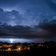 Wide Lightning Storm  - VideoHive Item for Sale