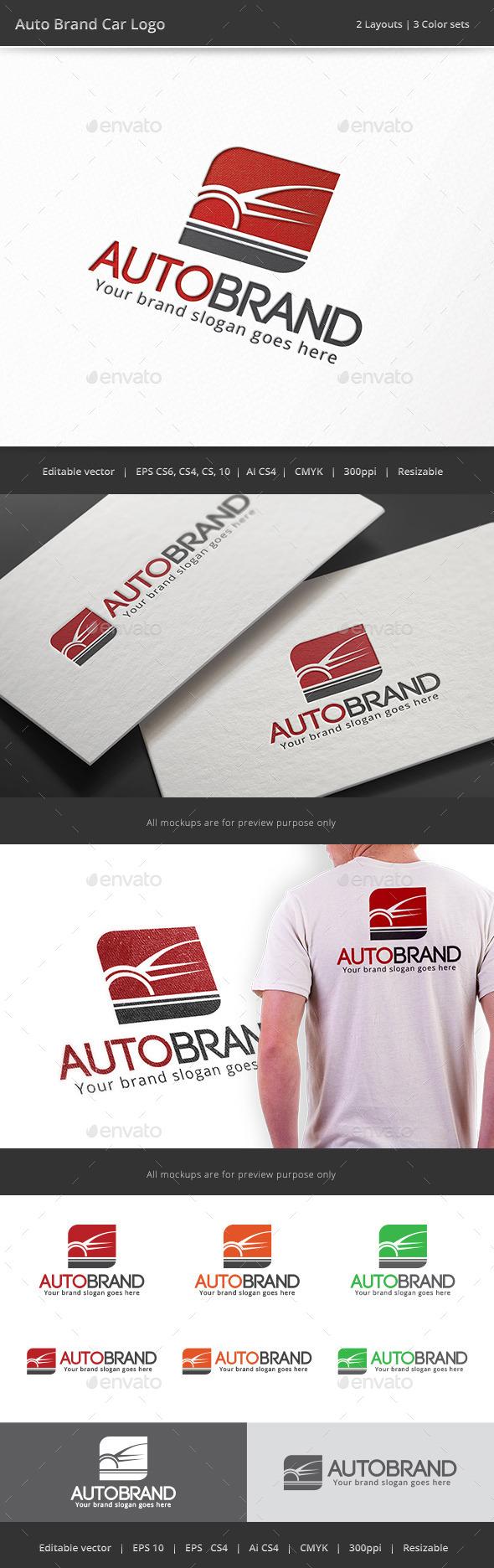 Auto Brand Car Logo