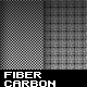 Fibers Carbon Backgrounds - GraphicRiver Item for Sale