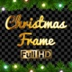 Christmas Frame for Streamers - VideoHive Item for Sale