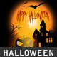 Halloween Full Vector Illustration - GraphicRiver Item for Sale