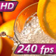 Flow of Clean Water into a Glass - VideoHive Item for Sale