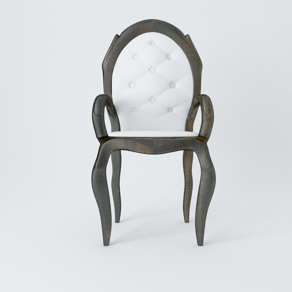 Classic Tufted Armchair