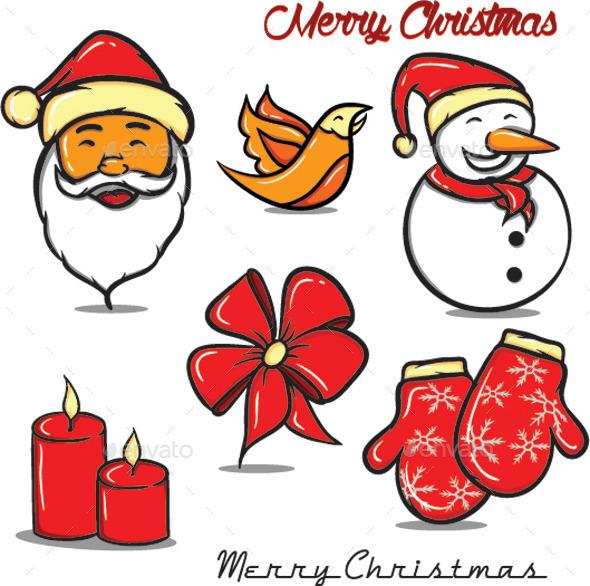 Christmas Element  - Christmas Seasons/Holidays