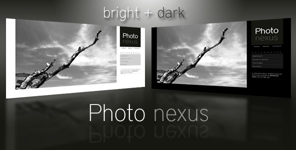 Photo Nexus Wordpress gallery 2 in 1 - Photography Creative