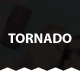 Tornado - One Page Parallax Muse Template