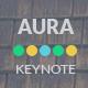 Aura Business Keynote Template
