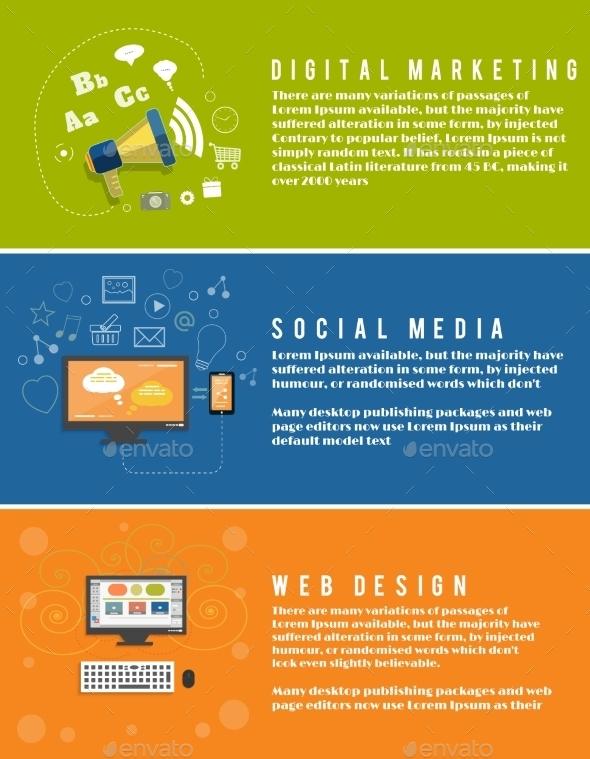 Web Design, Seo, Social Media - Web Technology
