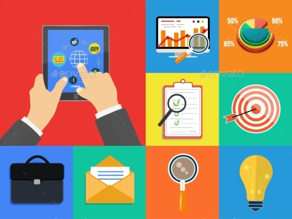 Set for Web and Mobile Applications - Concepts Business
