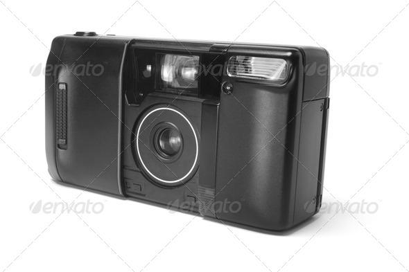 Film Camera - Stock Photo - Images