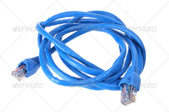Network Cable - Stock Photo - Images