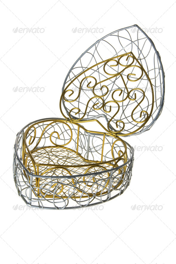 Heart-shaped Boxes - Stock Photo - Images