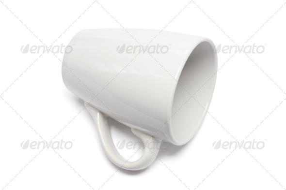 Coffee Mug - Stock Photo - Images