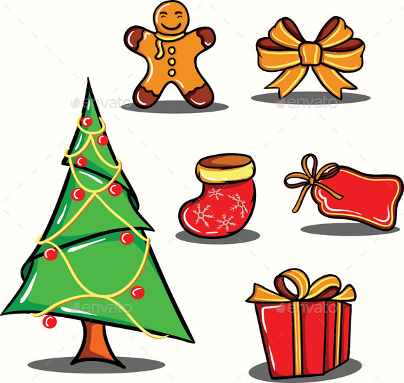 Christmas Element Vol 3 - Christmas Seasons/Holidays