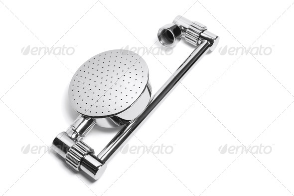 Shower Head - Stock Photo - Images