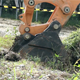 Close Up Of Heavy Equipment Digging Ground - VideoHive Item for Sale