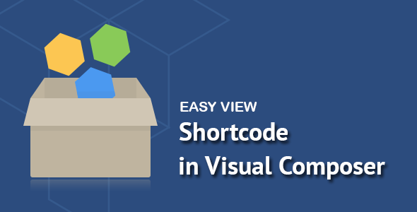 Easy View Shortcode in Visual Composer - CodeCanyon Item for Sale