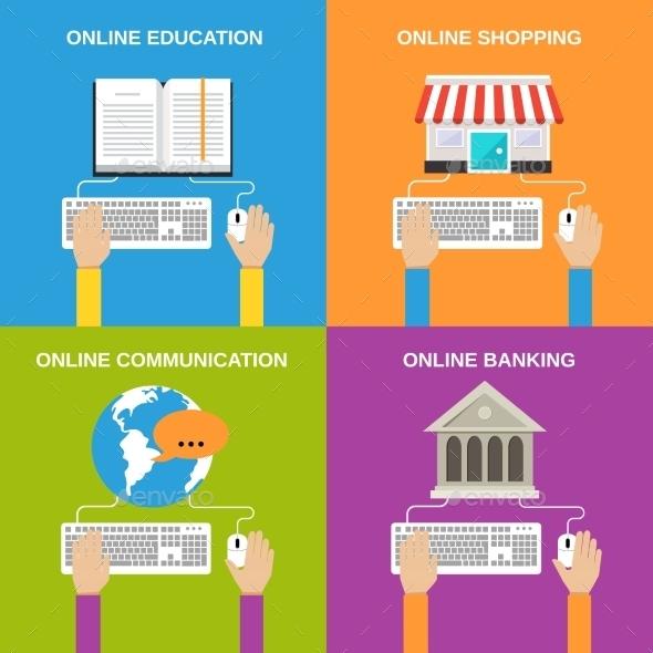 Online Service Concepts - Concepts Business
