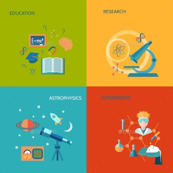 Science and Research Flat - Concepts Business
