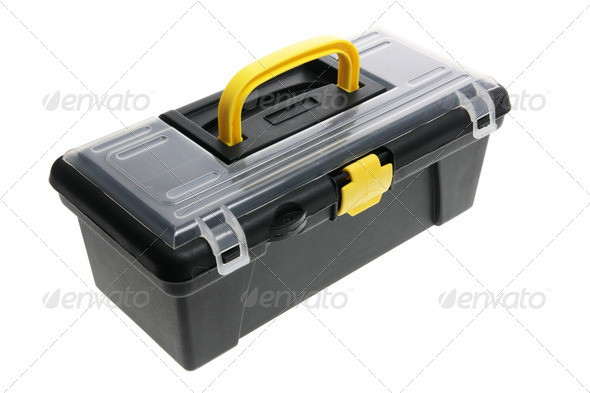 Tool Box - Stock Photo - Images