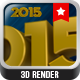 2015 3D Render - GraphicRiver Item for Sale