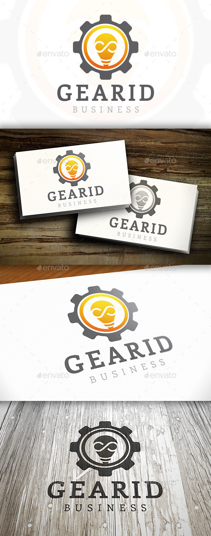 Gear Idea Logo - Objects Logo Templates