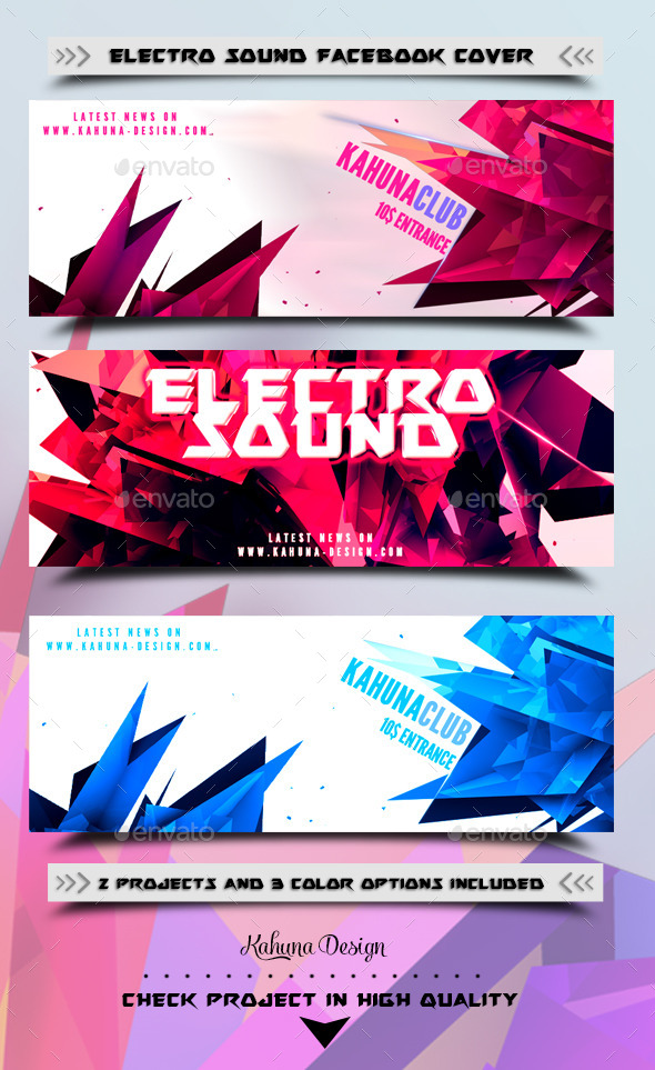 Electro Sound Fb Cover - Facebook Timeline Covers Social Media