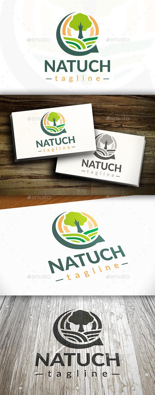 Nature Chat Logo - Nature Logo Templates