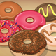 Half Dozen Donuts Vector - GraphicRiver Item for Sale