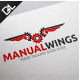 Manual Wings - GraphicRiver Item for Sale