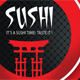 Sushi Fish Food Banner Ads