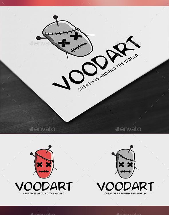 Voodart Logo - Logo Templates