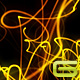 HD Glowing Strings World Loop - VideoHive Item for Sale